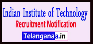 Indian Institute of Technology IIT Bombay Recruitment Notification 2017 Last date 22-06-2017