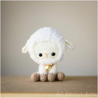 amigurumi ovejita all about ami