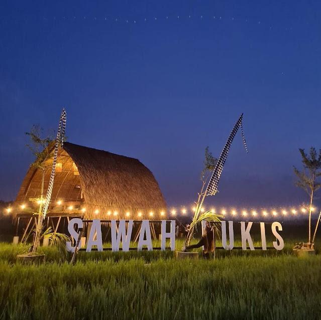 Lokasi dan Tiket Masuk Wisata Sawah Lukis Binjai Sumatera Utara