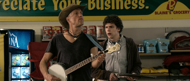Zombieland (2009) Dual Audio [Hindi-DD5.1] 720p BluRay ESubs Download
