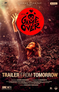 Game Over First Look Poster 4