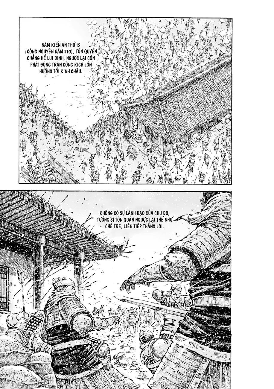 Hỏa phụng liêu nguyên Chương 530: Xuất sơn hãm tỉnh trang 13