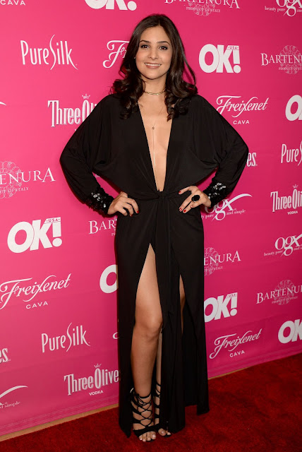 Actress, @ Camila Banus – OK! Magazine 'So Sexy LA' in Los Angeles
