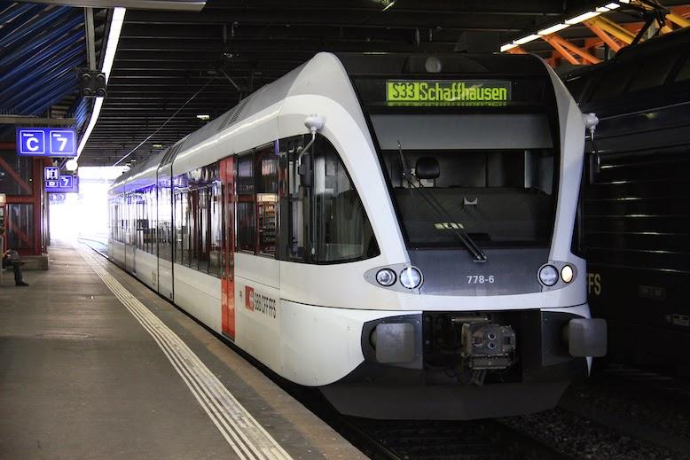 My Train Pictures: Switzerland
