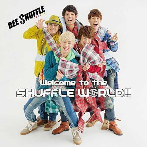 [MUSIC] BEE SHUFFLE – Welcome to the SHUFFLE WORLD!! (2014.12.24/MP3/RAR)