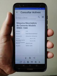 Software CMMS GMAO Móvil
