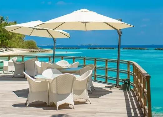 aprende ingles hotel placer ocio playa mar relax