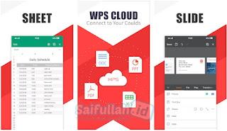 WPS Office Pro Apk v2.17.0 (Full Premium + MOD Lite)