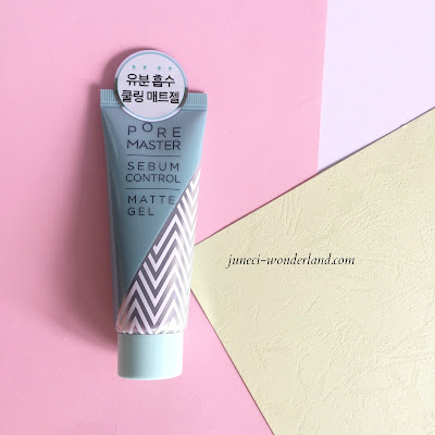 Aritaum Pore Master Sebum Control Matte Gel Review