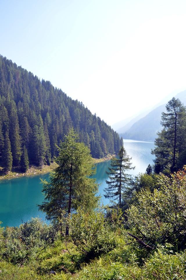lago pian palu escursione