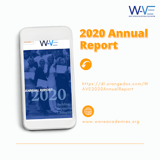OUR 2020 IMPACT CAN BE FOUND IN OUR ANNUAL REPORT