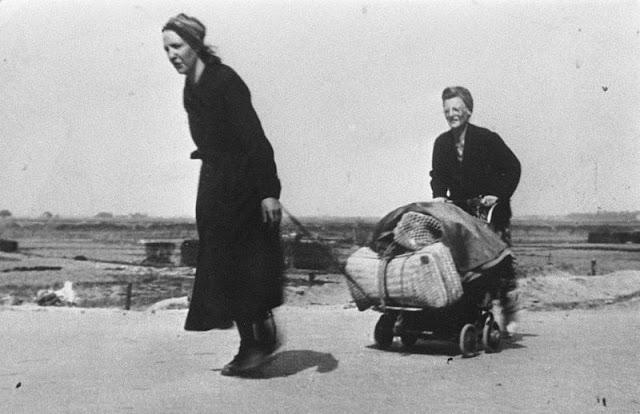 zima głodu w Holandii 1944