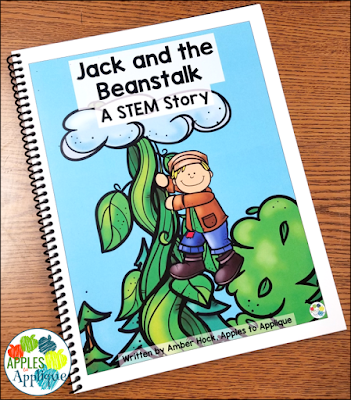 Jack and the Beanstalk: A STEM Story   Apples to Applique