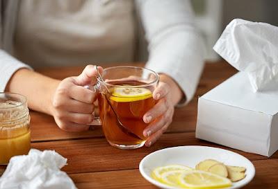 مشروبات علاج مشاكل الجهاز الهضمي