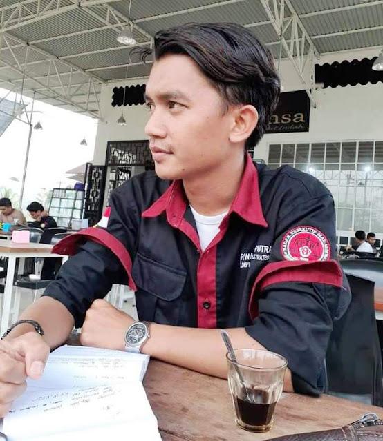 Arwan Syahputra, Mahasiswa HTN Unimal