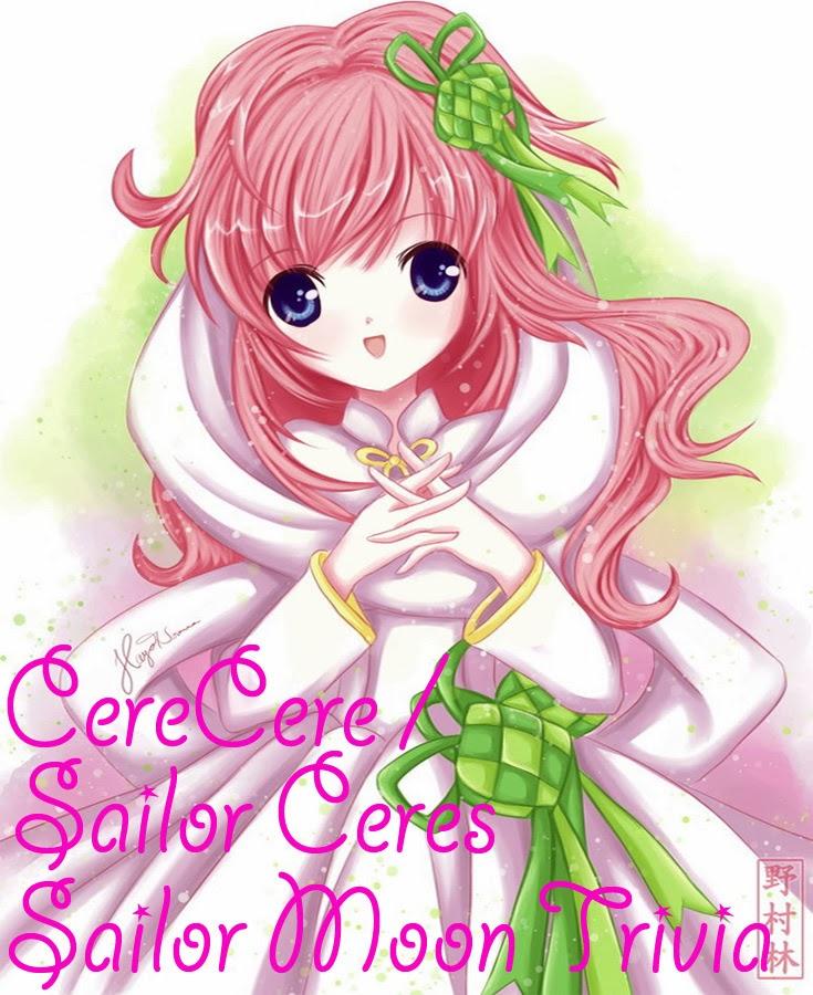 sailor moon, anime, manga, naoko takeuchi, cerecere, sailor ceres, amazoness quartet, asteroid senshi