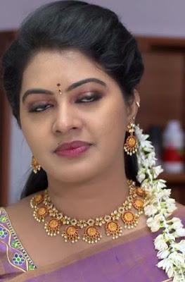 Actress Rachitha Dinesh Mahalakshmi Latest Close Up Stills