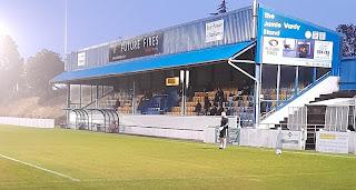 Jamie Vardy Main Stand, Stocksbridge Park Steels