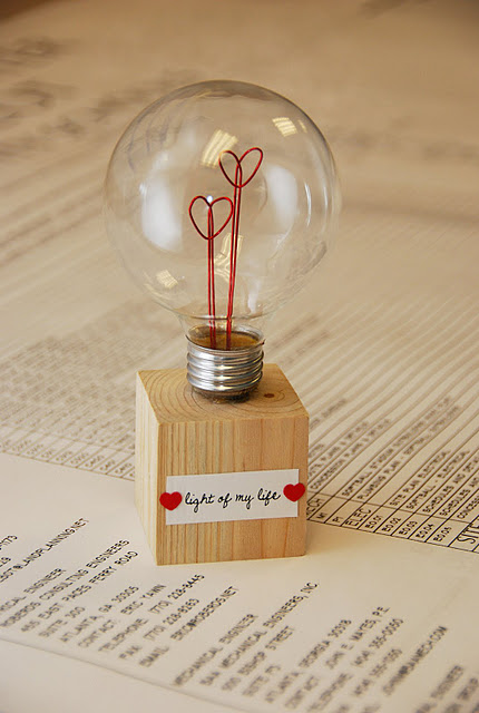 A Bright Idea for Valentine's Day- design addict mom
