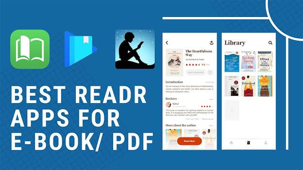 تحميل أفضل 10 تطبيقات قراءة ملفات PDF للأندرويد