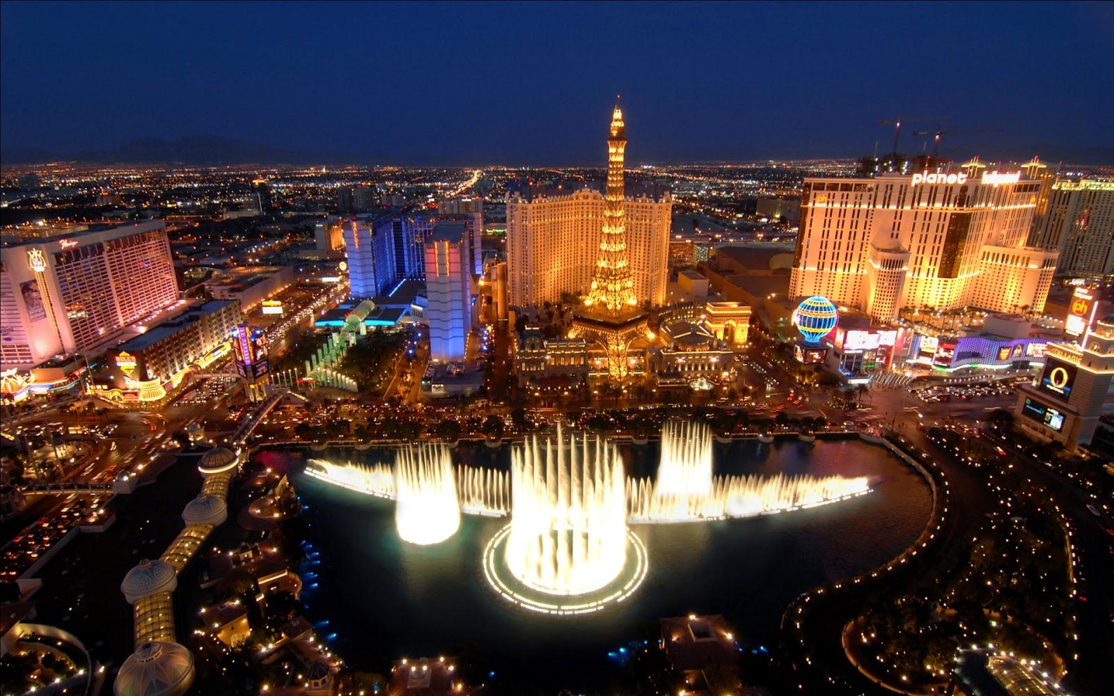 Papel de parede da Las Vegas Strip