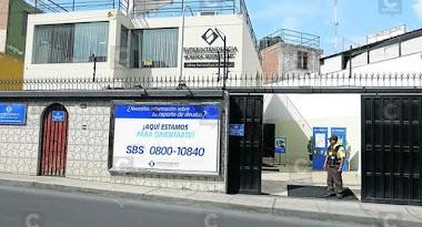Superintendencia de Banca, Seguros y AFP - Arequipa