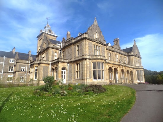 Clevedon Hall Wedding Venue