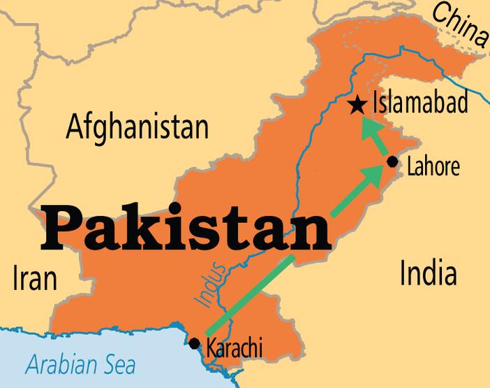 Bill's Excellent Adventures: Pakistan