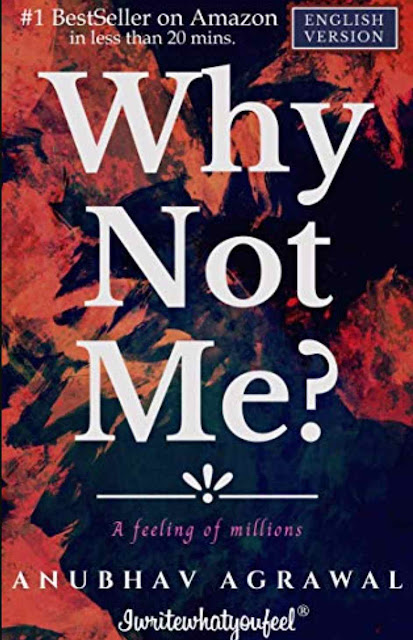 Why Not Me Novel by Anubhav Agrawal PDF