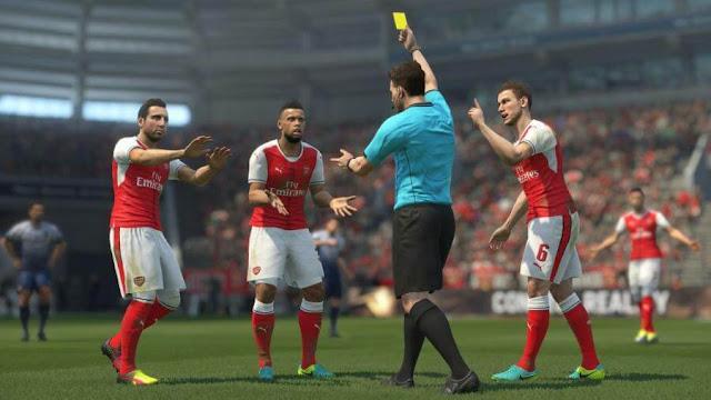 รีวิวเกมส์ PC Pro Evolution Soccer 2017 PES