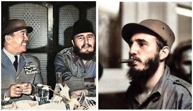 Sukarno dan Jenggot Fidel Castro