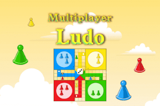 Play Multiplayer Ludo Game with your friends and family