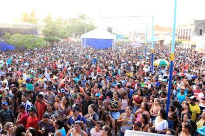 Em Pão de Açúcar, confira a programação musical e esportiva  da  Festa de Bom Jesus dos Navegantes