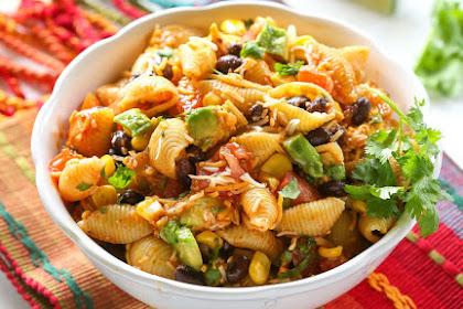 Tacó Pasta Salad