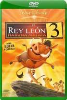 El rey león 3: Hakuna Matata (2004) DVDRip Latino