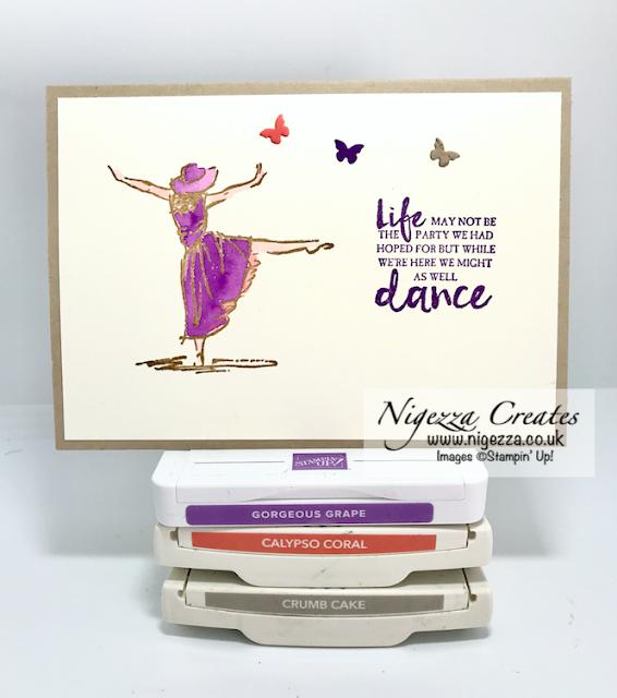 Nigezza Creates with Stampin' Up! & Beautiful You