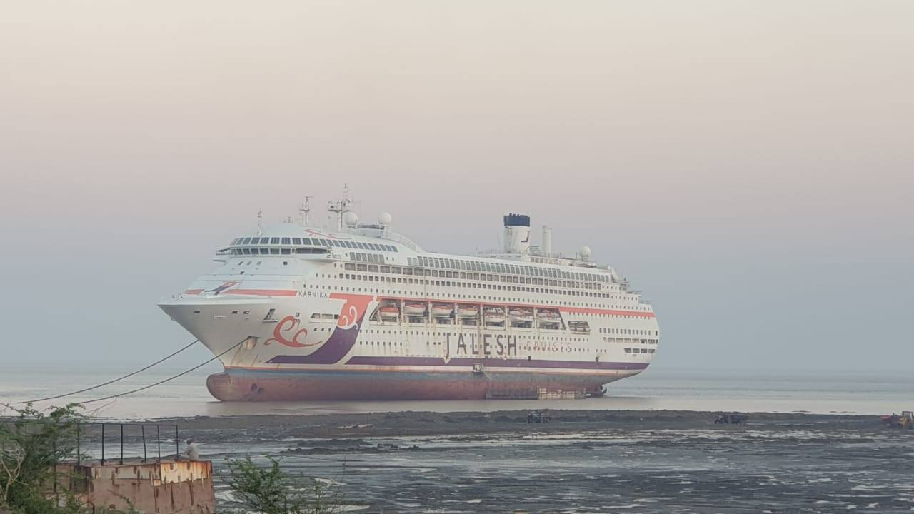 cruise ships scrapped in 2020