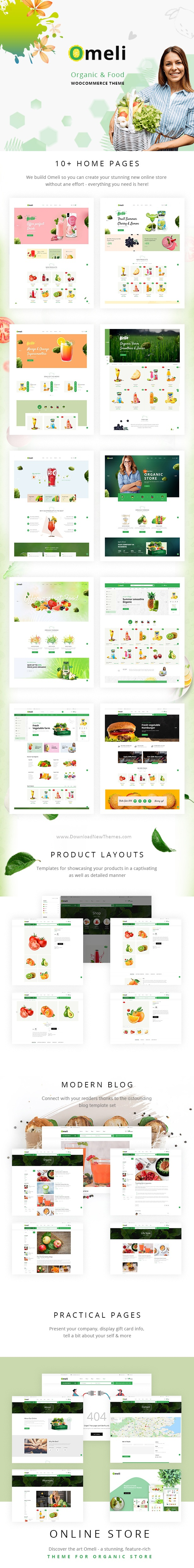 Organic WooCommerce WordPress Theme