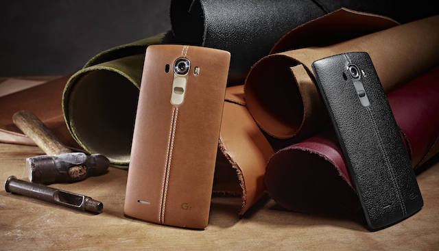 LG G4: Designs and Colors
