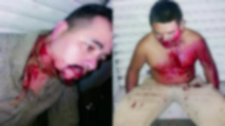 """Rescatan a dos sujetos que eran torturados por integrantes de """"La Unión de Tepito""""."""