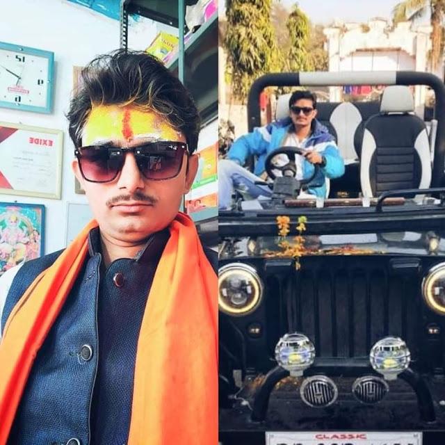 Nikhil Verma, भारतीय जनता युवा मोर्चा, अध्यक्ष