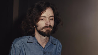 Charles Manson, main defendant in the Sharon Tate and LaBianca murder trial, pictured on arrival in court in Los Angeles, California on August 14, 1970. Photo: Rolls Press/Popperfoto via Getty Images/Getty Images)