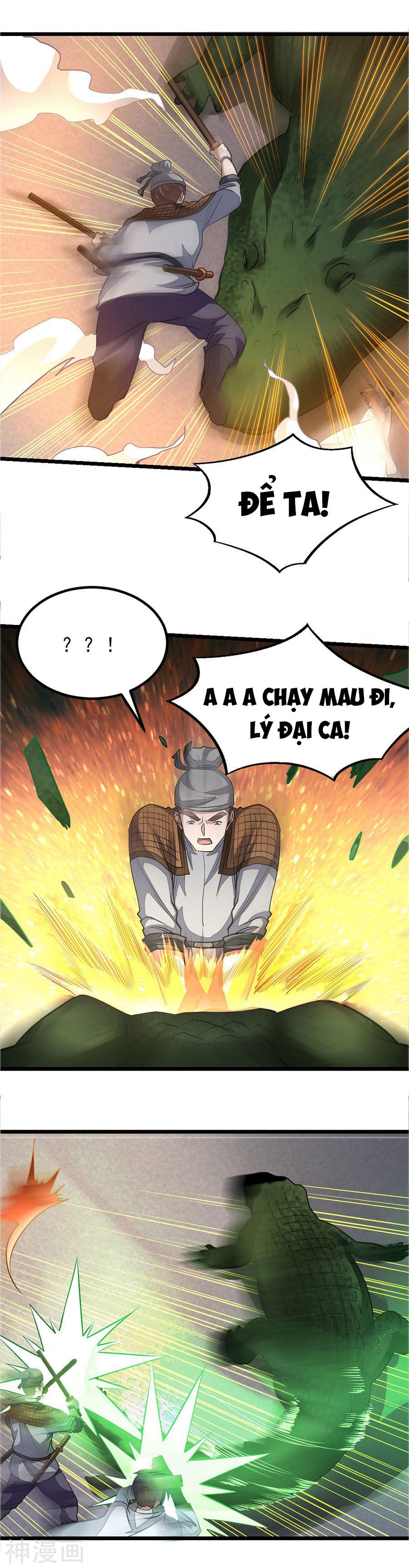 Cửu Dương Thần Vương Chapter 126 video - truyenmh.com