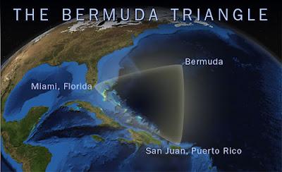 Le triangle des Bermudes ?