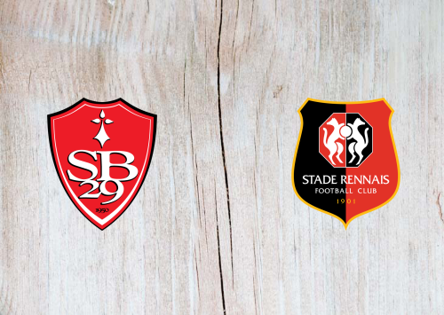 Brest vs Rennes -Highlights 17 January 2021