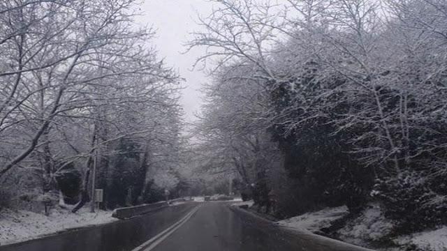 Δυτική Μακεδονία: Χιόνισε σε πολλές περιοχές