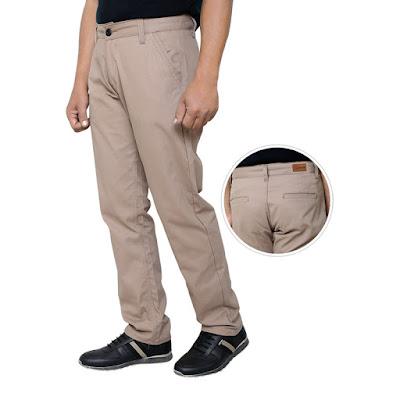 Celana Panjang Katun Pria BE 098