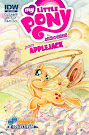 MLP Micro Series #6 Comic Cover Double Midnight Variant