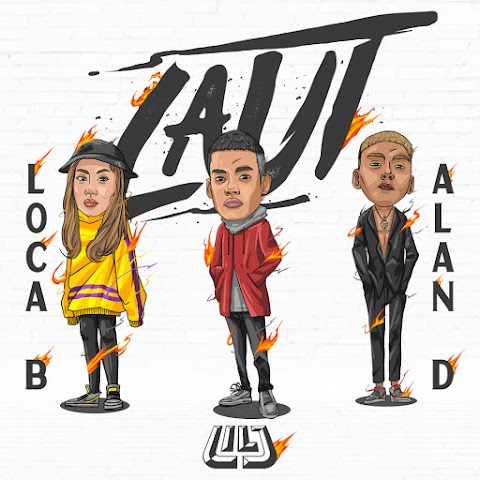 Lil J, Alan D & LOCA B - Laut MP3