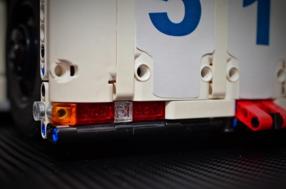 filsawgood Lego Technic Creations: Lego Technic Aircraft Tug